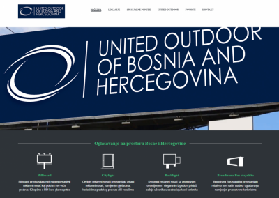 United Outdoor Media BiH