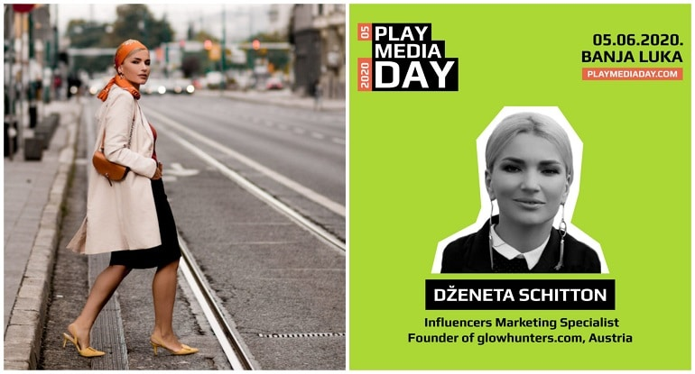 "U susret ""Play Media Day"": Dženeta Schitton – Influenser marketing i transparentnost u oglašavanju"