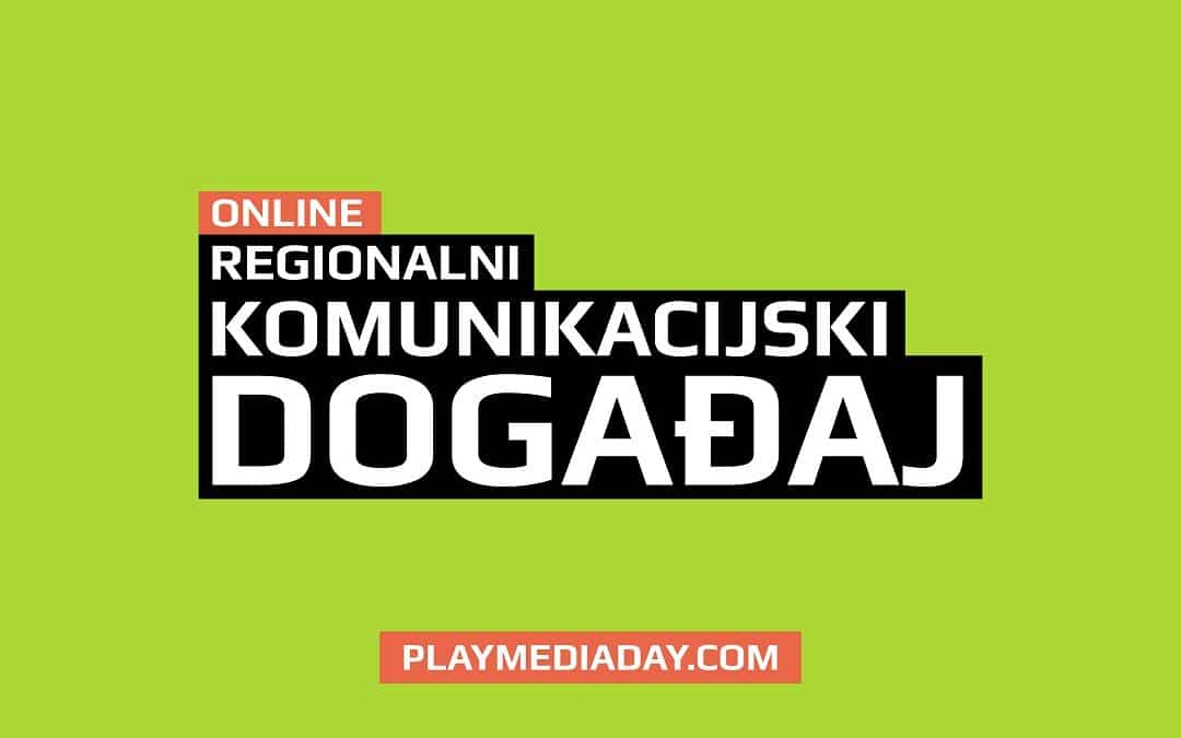 Dobrodošli na ONLINE Play Media Day